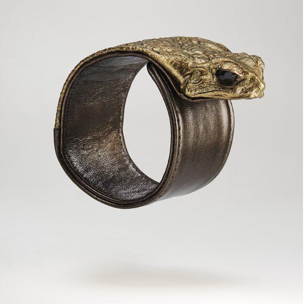 Kobja Toad Frog Handmade Handcrafted Wallet Purse